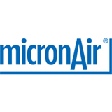 logo dell´azienda Micron Air