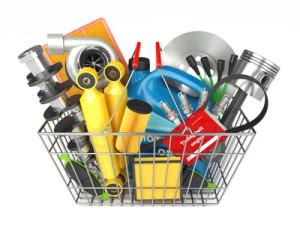 vendita online di parti di ricambio per meccanici ed officine
