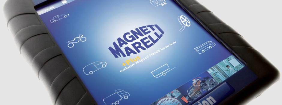 immagine del marchio Magneti Marelli