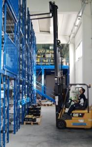 movimentazione merci magazzino ricambi falbo ricambi