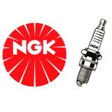 logo dell´azienda NGK di cui Falbo Ricambi é rivenditore
