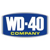logo dell´azienda WD-40 di cui Falbo Ricambi é rivenditore