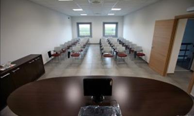 sala corsi di formazione falbo ricambi