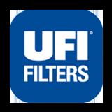 logo dell´azienda Ufi filters di cui Falbo Ricambi é rivenditore